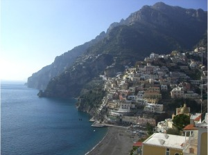 Positano out of season